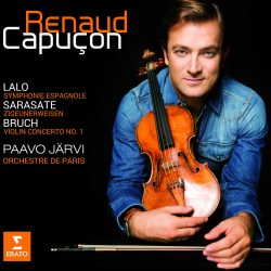 Lalo, Bruch, Sarasate, Paavo Järvi, Orchestre de Paris - 2016