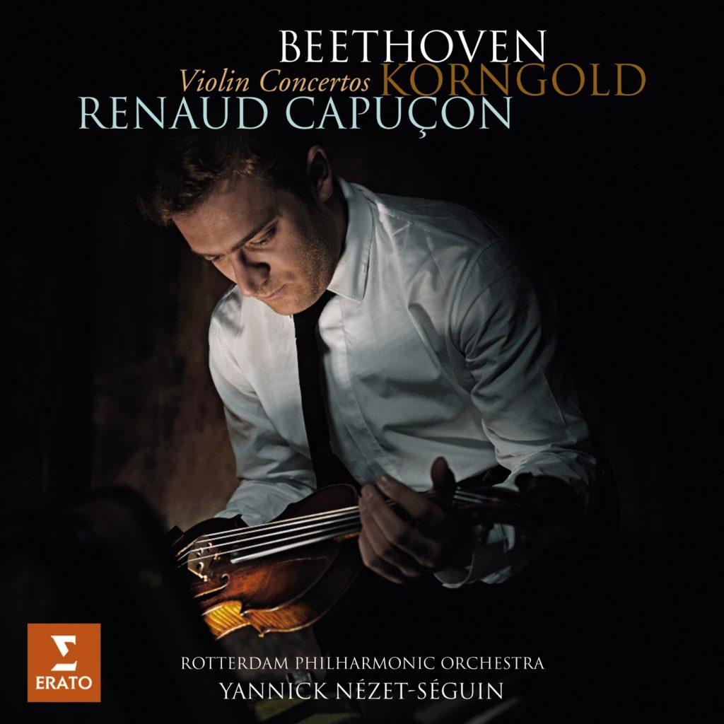 Renaud Capuçon, Rotterdam Philharmonic Orchestra, Yannick Nézet-Séguin - 2009
