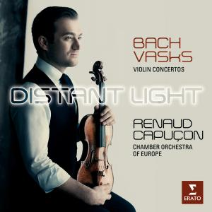 Renaud Capuçon, violin & direction Chamber Orchestra of Europe Céline Frisch, continuo (Bach) - 2014